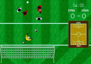 World Cup Italia '90 (Europe)
