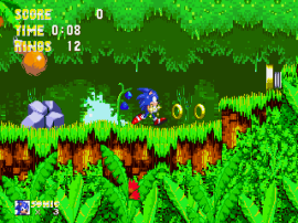 Play Genesis Sonic The Hedgehog 3 Europe Online In Your Browser