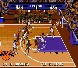 Tecmo Super NBA Basketball (Japan)