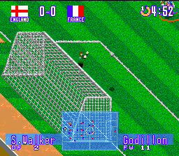 International Superstar Soccer Deluxe (Europe)