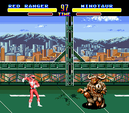 Mighty Morphin Power Rangers (USA)
