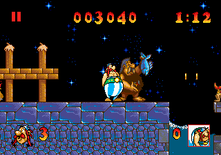 Asterix and the Great Rescue (USA)