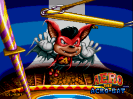 Aero the Acro-Bat (USA)