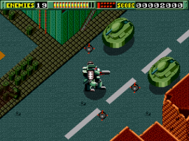 FZ Senki Axis ~ Final Zone (Japan, USA)