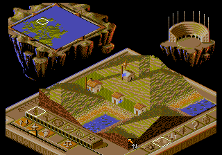Two Tribes - Populous II (Europe)