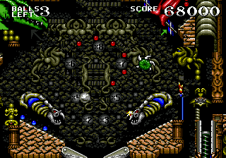 Dragon's Revenge (USA, Europe)