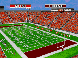Bill Walsh College Football (USA, Europe)