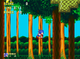 Sonic & Knuckles (World)