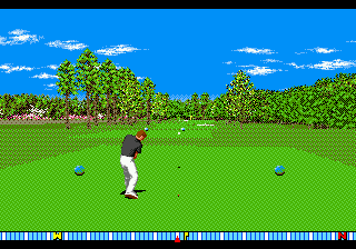 New 3D Golf Simulation Harukanaru Augusta (Japan)
