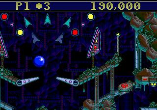 Sonic Spinball (Japan)
