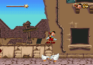 Pinocchio (Europe)