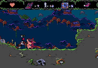 AAAHH!!! Real Monsters (USA, Europe)