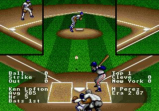 R.B.I. Baseball 93 (USA)