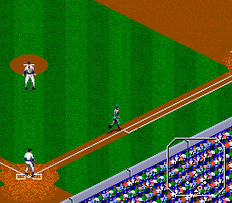Tecmo Super Baseball (USA)