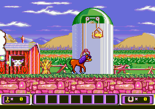 Crystal's Pony Tale (USA)