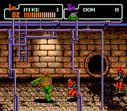 Teenage Mutant Hero Turtles - The Hyperstone Heist (Europe)