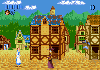 Beauty and the Beast - Belle's Quest (USA)