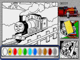 Thomas the Tank Engine & Friends (USA)