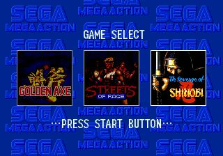 Mega Games 2 (Europe)