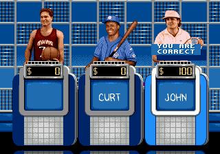 Jeopardy! Sports Edition (USA)