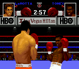 Boxing Legends of the Ring (USA)
