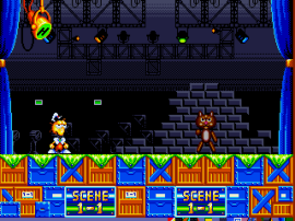 Dynamite Headdy (USA, Europe)