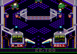 Crue Ball - Heavy Metal Pinball (USA, Europe)