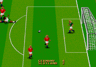 World Championship Soccer II (USA) (Beta)