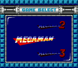 Megaman - The Wily Wars (Europe)
