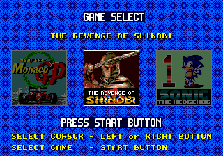 Mega Games 6 Vol. 3 (Europe)