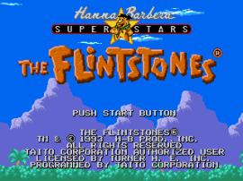Flintstones, The (Europe)