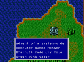 Phantasy Star II (USA, Europe) [Hack by Komrade v1.1] (~Phantasy Star - Numan Revolution)