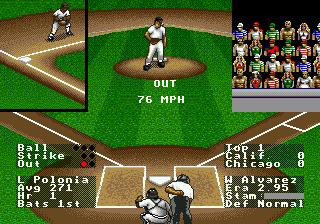 R.B.I. Baseball 94 (USA, Europe)