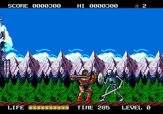 Rastan Saga II (Japan)