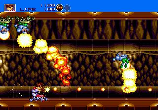 Gunstar Heroes (Japan)