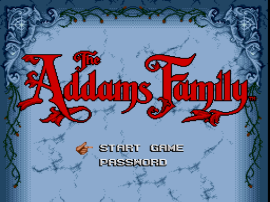 Addams Family, The (USA) (Beta)