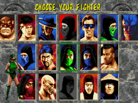 Mortal Kombat II (World) [Hack by Smoke v0.70] (~Mortal Kombat II Unlimited)