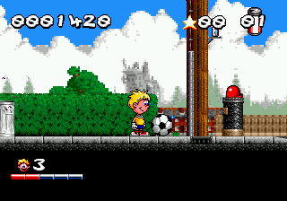 Marko's Magic Football (Europe) (En,Fr,De,Es)