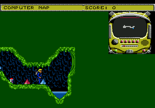 Todd's Adventures in Slime World (USA)