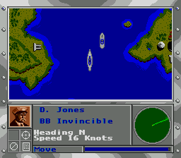 Super Battleship (USA)