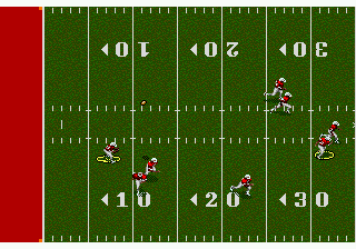 NFL Sports Talk Football '93 Starring Joe Montana (USA, Europe)