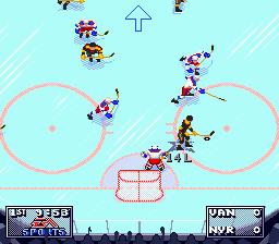 NHL 95 (USA, Europe)