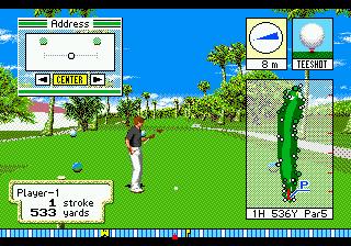New 3D Golf Simulation Waialae no Kiseki (Japan)