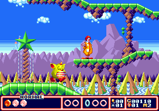 McDonald's Treasure Land Adventure (Europe)