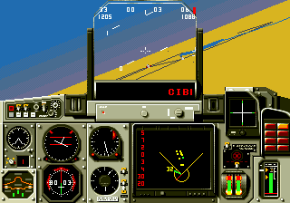 Mig-29 Fighter Pilot (Europe)