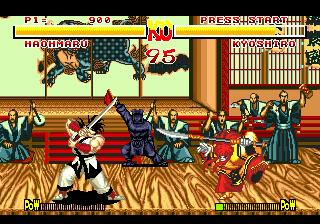 Samurai Shodown (USA)