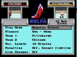 NHLPA Hockey 93 (USA, Europe)