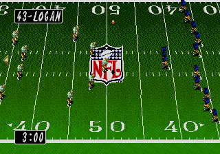 Tecmo Super Bowl II (USA)