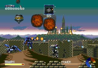 Ranger-X (USA)
