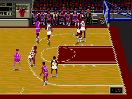 NBA Showdown '94 (USA, Europe)